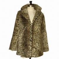 Best Faux fur coat, made of acrylic wholesale
