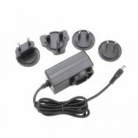 Best Switching Interchangeable Power Adapter 24V 1.5A Multi Replacement Plugs Level VI wholesale