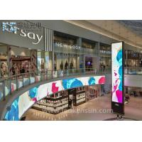 Best 3MM Clear Smd Led Display , Indoor Led Video Wall Good Heat Release High Refresh wholesale