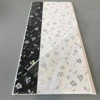 Cheap Various Color Decorative PVC Panels For Ceiling 6mm / 7mm / 7.5mm / 8mm for sale