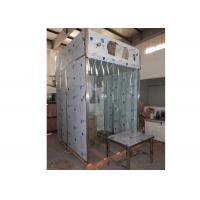 Best SUS304 GMP Standard Dispensing Booths For GMP Workshop 415V 50HZ wholesale