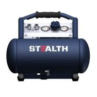 China 100% Silent Oil Free Air Compressor 0200481 4 Gallon 2 HP Easy Operation on sale