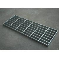 Best Hot Dip Galvanized Steel Grating / Stainless Steel Bar Grating 300 * 1000mm wholesale