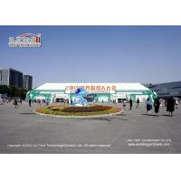 China Huge Aluminum Outdoor Exhibition Tents For sale with Retardant To DIN 4102 B1 on sale