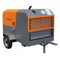 China China factory 110kw 350cfm 14.5bar portable diesel screw air compressor for sale in sri lanka on sale