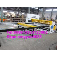 6-12MM Automatic Reinforcing Mesh Welding Machine for Wire Mesh Fence Manufacturer