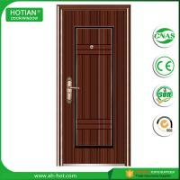 Best Front safety entry steel door single security door designs for sale wholesale