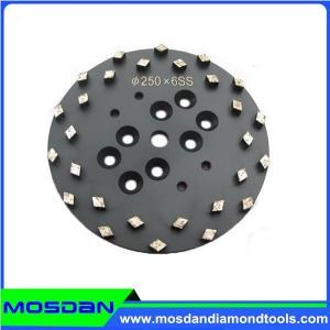 Best 250mm 28 Seg Grinding Plate wholesale