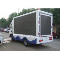 Best P6.67 Truck Mobile Led Display Video , trailer mounted led screen 1/6 scan wholesale
