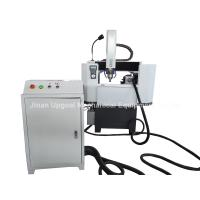 Best Half Closed Metal Mold CNC Engraving Machine 4 Axis wholesale