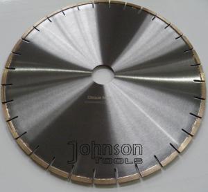 "Best Narrow U Slot Type Diamond Stone Cutting Blades High Efficiency Wet Cutting 12""- 64"" wholesale"