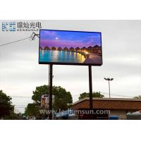 Best P6 Front Service Led Display High Resolution For Trade Show 90-240V wholesale