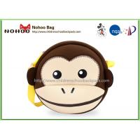 Best Kids Sling Bag Monkey Children Messenger Bags Boys and girls camping bag wholesale