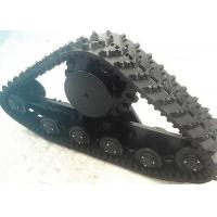 Widely used rubber track system with customize color  PY-WFSW 255