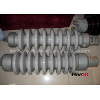 Quality 11kV / 33kV / 66kV / 110kV Porcelain Suspension Insulator For Electrical Railway Lines wholesale