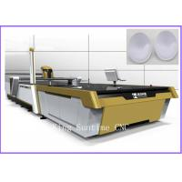 Professional Doll / Lingerie / Sponge Cutting Machine , Cnc Fabric Cutter Machine Long Service Life