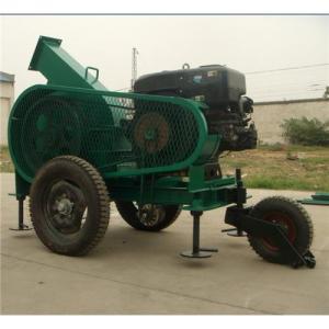 Diesel engine Wood Chipper