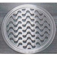 Export Europe America Stainless Steel Floor Drain Cover6 With Circle (Ф150.8mm*3mm)