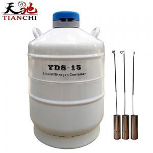 Best TIANCHI 15 litre container liquid nitrogen price wholesale