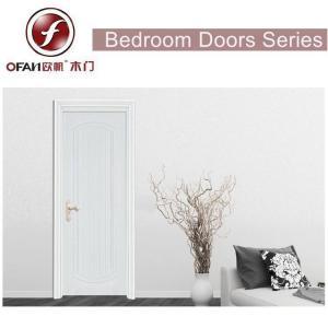 Best High-end home interior door design, MDF/Solid Wooden Bedroom Door wholesale
