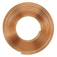China Refrigeration copper tube, Copper pipes for plumbing system, wire - tube condenser, evaporators on sale