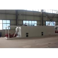 Cheap TBM slurry separation system mud/slurry tank for sale at Aipu solids control for sale