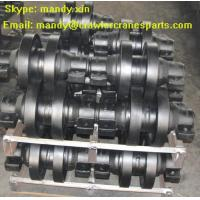 Best FUWA QUY80 Track/Bottom Roller for crawler crane undercarriage parts wholesale