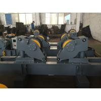 Best Gray Painting Moving Tipe Conventional Welding Rotator Vessel Diameter 600mm - 4200mm wholesale