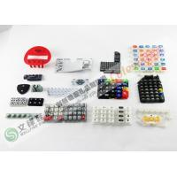 Best OEM 5 Standard Color Silicone Rubber Keypad Suitable For Remote Control wholesale