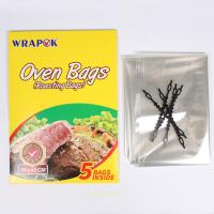 Best High Temperature Resistant PET Plastic Oven Turkey Roasting Cooking Bags wholesale