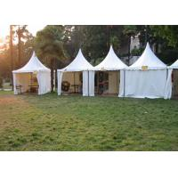 Best Professional Portable 5 Person Pagoda Canopy Tent / Garden Pagoda Marquee wholesale