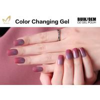 Best 172 Colors Mood Changing Gel Nail Polish Personal Use No Chips No Nicks wholesale