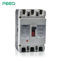 Best Over Current Protection AC400V 63A MCCB Circuit Breaker wholesale