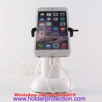 Best COMER anti-theft security alarm cable locking Gripper stand for gsm mobile display wholesale