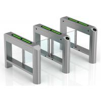 Best High Security Supermarket Swing Gate Card Reading Smart Turnstile wholesale
