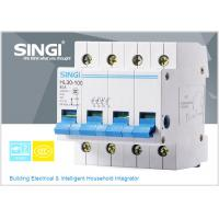 Best CCC/ISO9001 230/240V 80A 4p load disconnect isolator switch mini breaker MCB wholesale