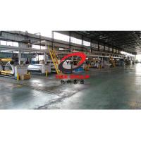 Best 2200mm Corrugated Cardboard Production Line 5 Ply / Layers For Automatic Carton Line wholesale