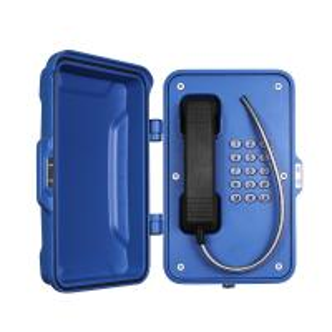 Best Anti Vandal IP67 Industrial Analog Telephone , Watertight Rugged Analog Phone wholesale