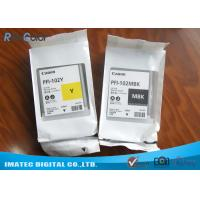 Best Original Genuine Canon PFI-102 Wide Format Inks Tank Lucia Inks for Canon iPF500 iPF600 iPF750 wholesale