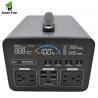 Buy cheap IP65 1000Wh 270000mAh Portable Camping Power Bank from wholesalers