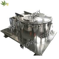Best Vertical Herbal Extraction Machine / CBD Oil Extraction Centrifuge Ethanol Recovery wholesale