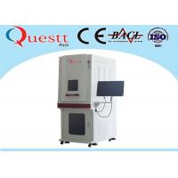 Best 355nm 3W UV CNC Laser Etching Machine For Engraving / Marking wholesale