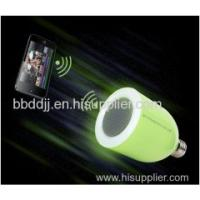 Best new patented multiple wireless bluetooth speaker with led bulb lamp wholesale