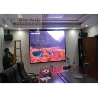 Best Super HD SMD LED Display / Fixed Digital P6 Indoor Led Display Video Wall Energy Saving wholesale