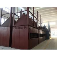 Buy cheap Gas Scrubber Industrial Cyclone Dust Collector Strong Load Adaptability from wholesalers
