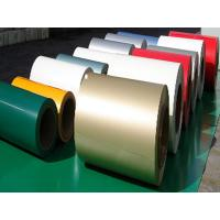 Quality A653M A924M Prepainted Metallic Coated Steel Sheet In Coil DX51D Q195 Grade wholesale