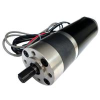 Cheap Phosphor bronze gear Door opener motor encoder 24VDC 65W with planetary Motor for sale