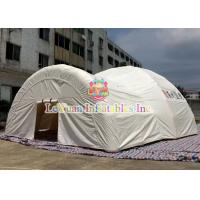 Best Fire Retardant Advertising Inflatable Tent Tunnel For Outdoor Event wholesale