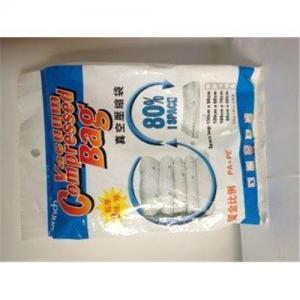 Quality Watertight Clothes / Blankets PET + PE Vacuum Seal Storage Bag wholesale