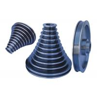Best Wire Drawing Machine Parts Stepped Cone Pulley Corrosion Resistance wholesale